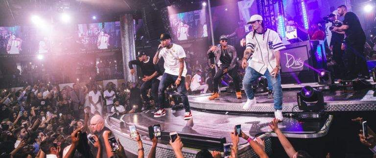 Hip Hop Clubs in New York